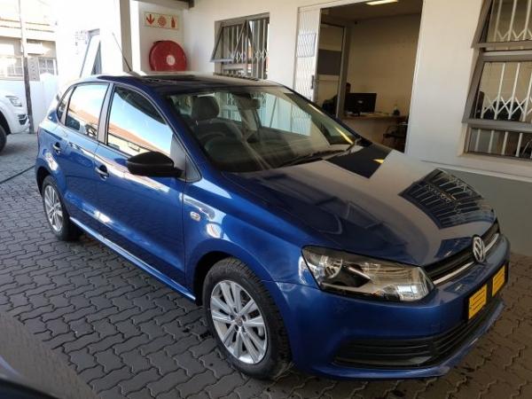VOLKSWAGEN POLO VIVO 1.6 COMFORTLINE TIP for Sale in South Africa