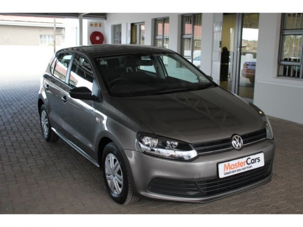 VOLKSWAGEN POLO VIVO 1.4 TRENDLINE (5DR) Used Car For Sale