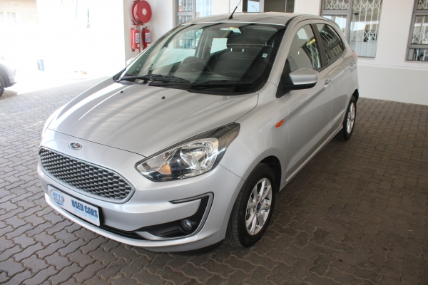 FORD FIGO 1.5Ti VCT TREND (5DR) Used Car For Sale