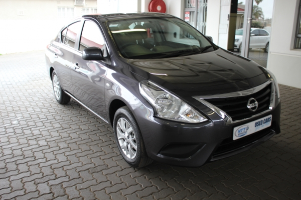 NISSAN ALMERA 1.5 ACENTA for Sale in South Africa