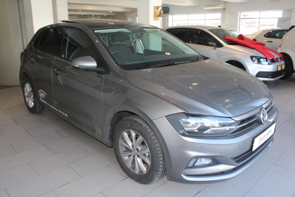 VOLKSWAGEN POLO 1.0 TSI COMFORTLINE DSG for Sale in South Africa