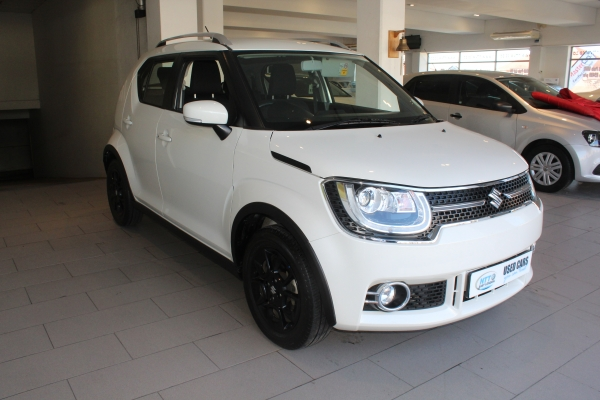 SUZUKI IGNIS 1.2 GLX for Sale in South Africa