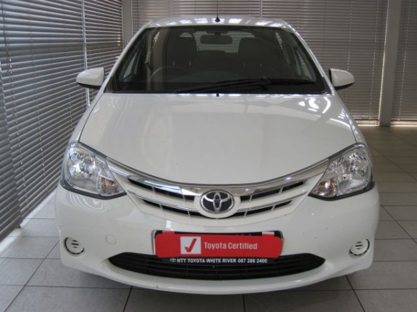 TOYOTA ETIOS 1.5 Xi 5Dr for Sale in South Africa