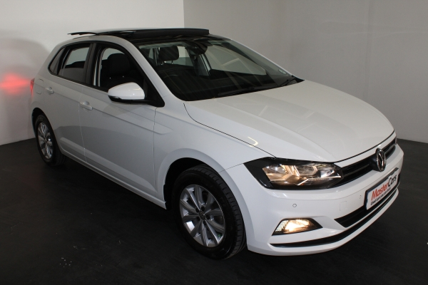 VOLKSWAGEN POLO 1.0 TSI COMFORTLINE DSG Used Car For Sale