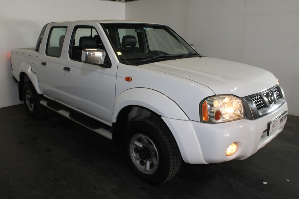 NISSAN HARDBODY NP300 2.4i HiRider 4×4 for Sale in South Africa