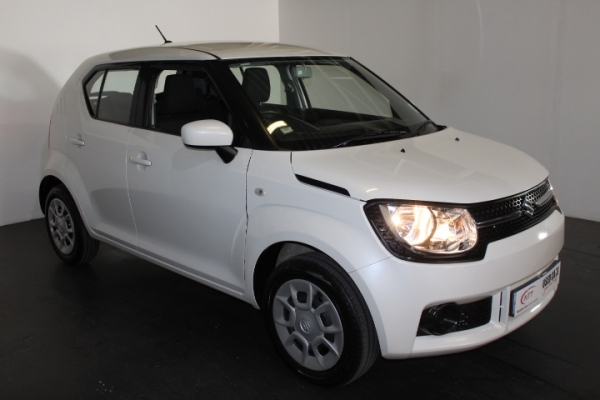 SUZUKI IGNIS 1.2 GL for Sale in South Africa