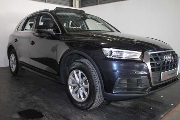 AUDI Q5 2.0 TDI QUATTRO STRONIC for Sale in South Africa