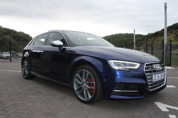 AUDI S3  SPORTBACK STRONIC for Sale in South Africa