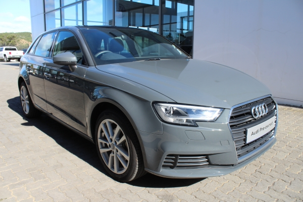 AUDI A3 SPORTBACK 1.0 TFSI STRONIC for Sale in South Africa
