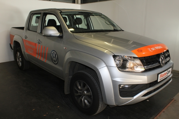 VOLKSWAGEN AMAROK 2.0TDi TRENDLINE 103KW  for Sale in South Africa