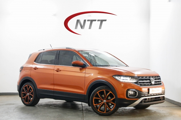 VOLKSWAGEN T-CROSS 1.0 TSI HIGHLINE DSG Used Car For Sale