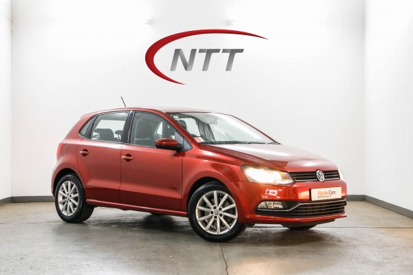 VOLKSWAGEN POLO GP 1.2 TSI HIGHLINE (81KW) Used Car For Sale