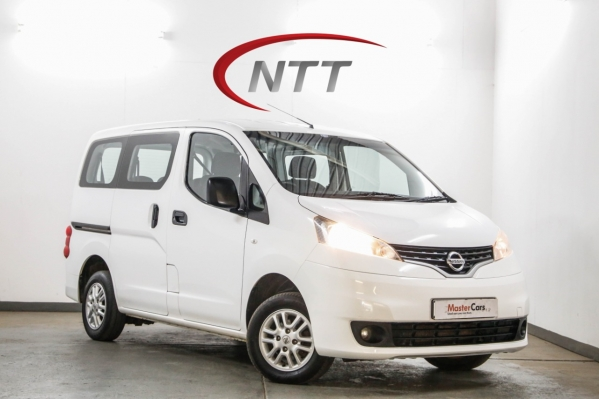 NISSAN NV200 1.6i VISIA 7 SEATER for Sale in South Africa