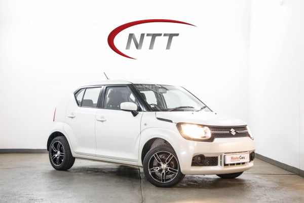 SUZUKI IGNIS 1.2 GL Used Car For Sale