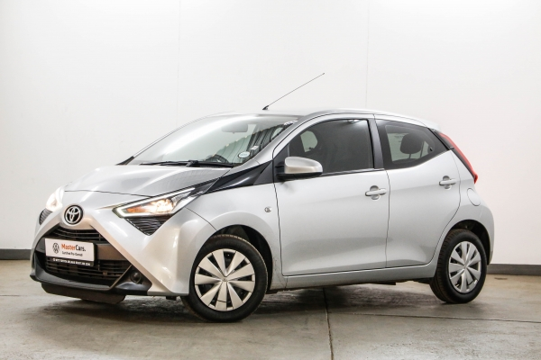TOYOTA AYGO 1.0 (5DR) Used Car For Sale