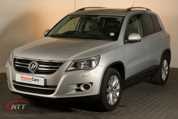 VOLKSWAGEN TIGUAN 2.0 TDI SPORT-STYLE 4M  for Sale in South Africa