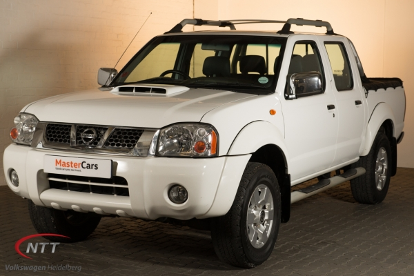 NISSAN HARDBODY NP300 2.5 TDi HI-RIDER  for Sale in South Africa