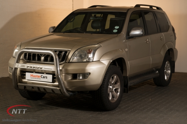 TOYOTA PRADO VX 4.0 V6  for Sale in South Africa