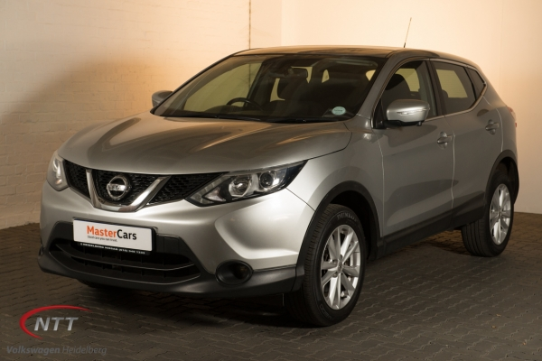 NISSAN QASHQAI 1.5 dCi ACENTA for Sale in South Africa