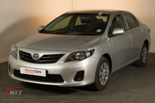 TOYOTA COROLLA QUEST 1.6 for Sale in South Africa