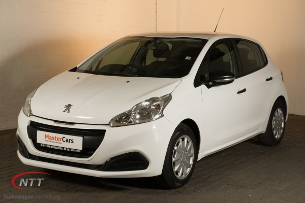 PEUGEOT 208 POP ART 1.0 PURETECH 5DR for Sale in South Africa