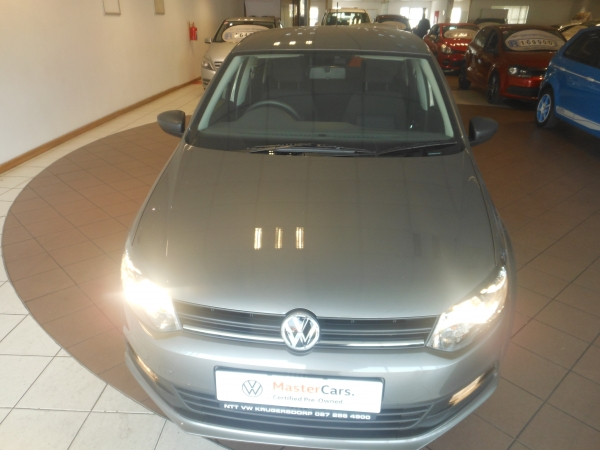VOLKSWAGEN POLO VIVO 1.4 COMFORTLINE (5DR) Used Car For Sale