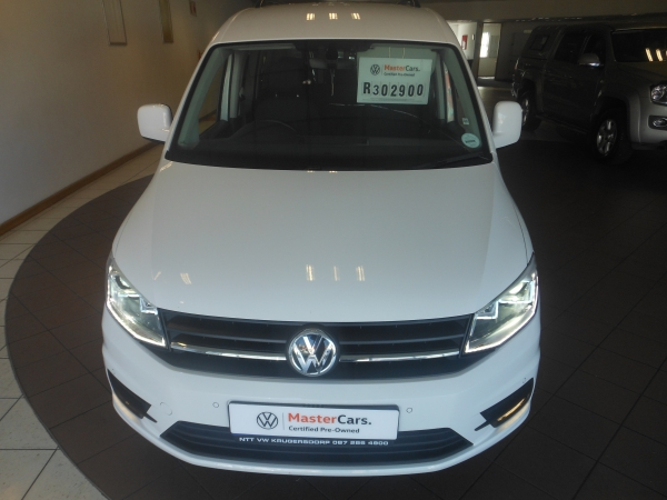 VOLKSWAGEN CADDY 1.0 TSI TRENDLINE Used Car For Sale