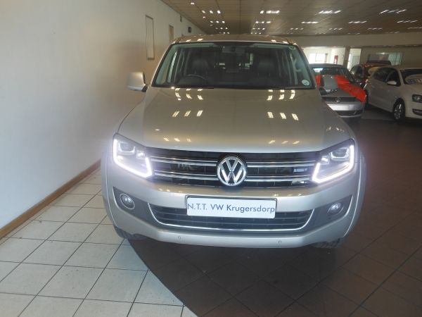VOLKSWAGEN AMAROK 2.0 BiTDi HIGHLINE 132KW A/T D/C P/U Used Car For Sale