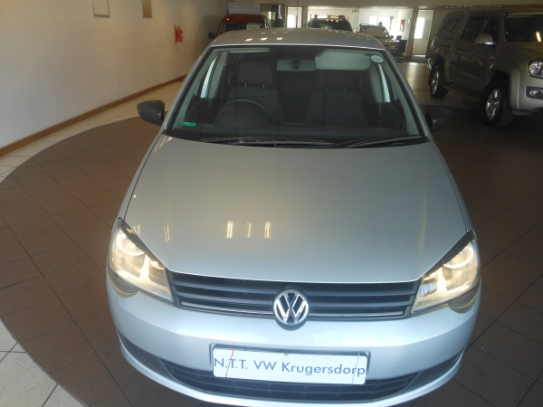 VOLKSWAGEN POLO VIVO GP 1.4 CONCEPTLINE 5DR Used Car For Sale
