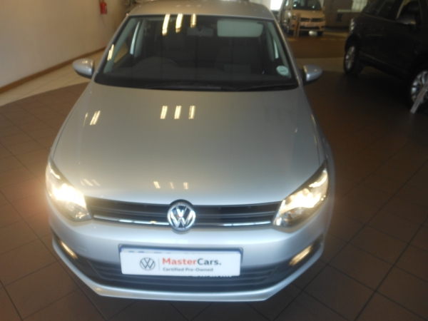 VOLKSWAGEN POLO VIVO 1.6 HIGHLINE (5DR) Used Car For Sale