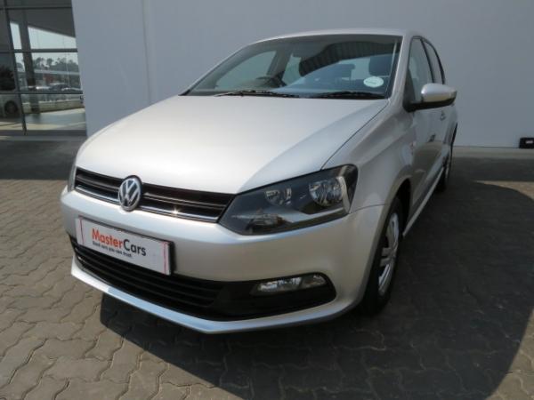 VOLKSWAGEN POLO VIVO 1.6 COMFORTLINE TIP (5DR) Used Car For Sale