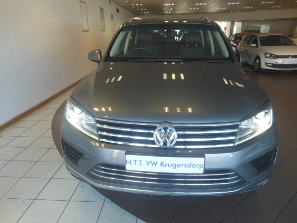 VOLKSWAGEN TOUAREG GP 3.0 V6 TDI  for Sale in South Africa