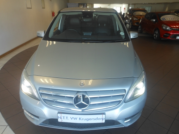 MERCEDES-BENZ B 200 TURBO for Sale in South Africa