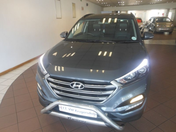 HYUNDAI TUCSON 2.0 ELITE A/T Used Car For Sale