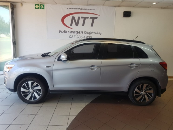 MITSUBISHI ASX 2.0 5DR GLS A/T Used Car For Sale