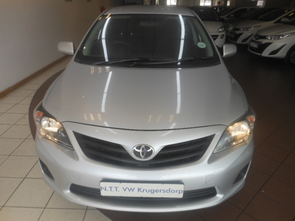 TOYOTA COROLLA QUEST 1.6 Used Car For Sale