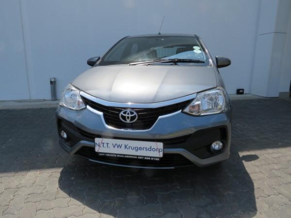 TOYOTA ETIOS 1.5 Xs/SPRINT 5Dr Used Car For Sale