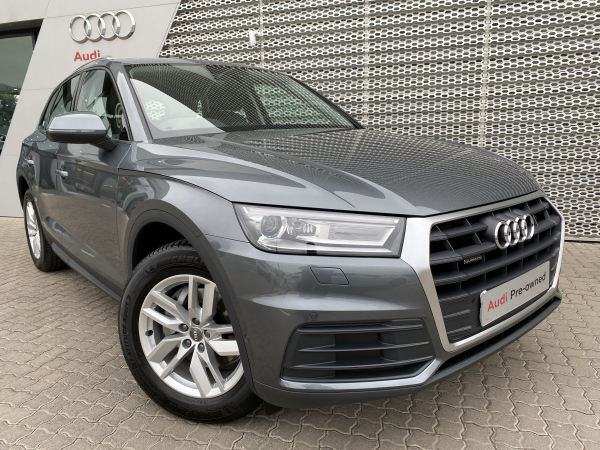 AUDI Q5 2.0 TDI QUATTRO STRONIC (40 TDI) Used Car For Sale