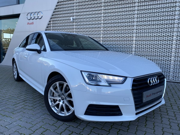AUDI A4 2.0 TDI STRONIC (B9) (40 TDI) Used Car For Sale