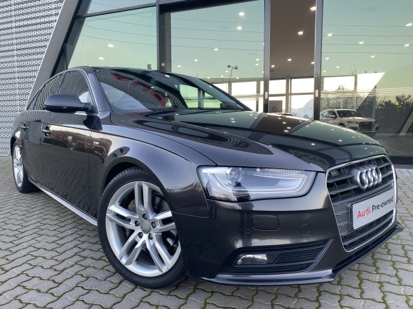 AUDI A4 2.0 TFSI SE MULTI for Sale in South Africa