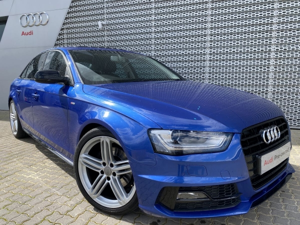 AUDI A4 1.8T S MULTITRONIC for Sale in South Africa