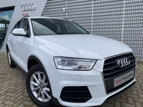 AUDI Q3 2.0 TDI QUATT STRONIC for Sale in South Africa