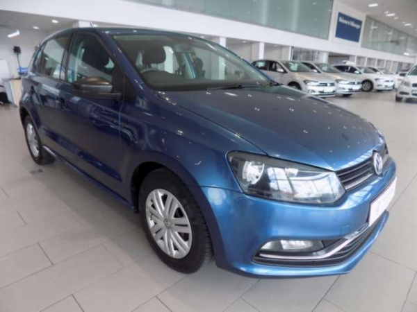 VOLKSWAGEN POLO GP 1.4 TDI TRENDLINE for Sale in South Africa