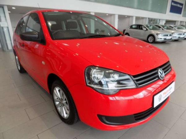 VOLKSWAGEN POLO VIVO GP 1.4 CONCEPTLINE 5 for Sale in South Africa