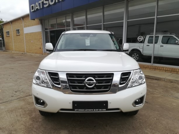 NISSAN PATROL 5.6 V8 LE PREMIUM for Sale in South Africa