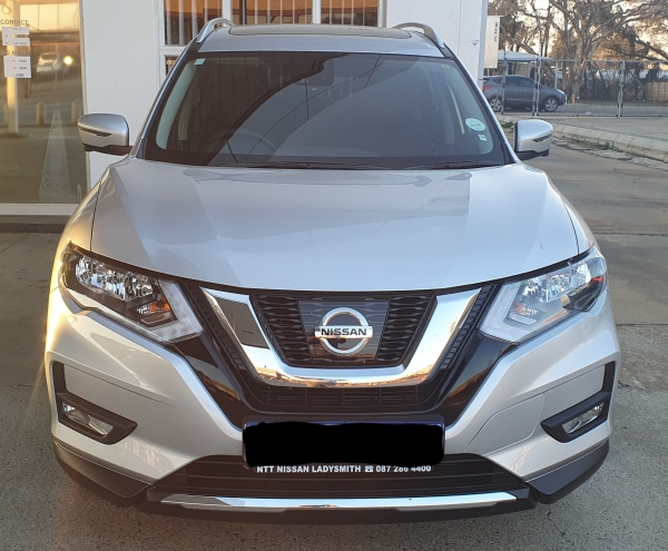 NISSAN X TRAIL 1.6dCi TEKNA 4X4 Used Car For Sale