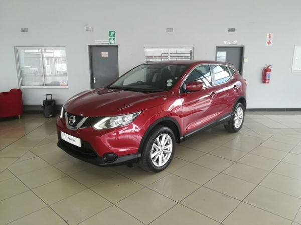 NISSAN QASHQAI 1.2T VISIA for Sale in South Africa