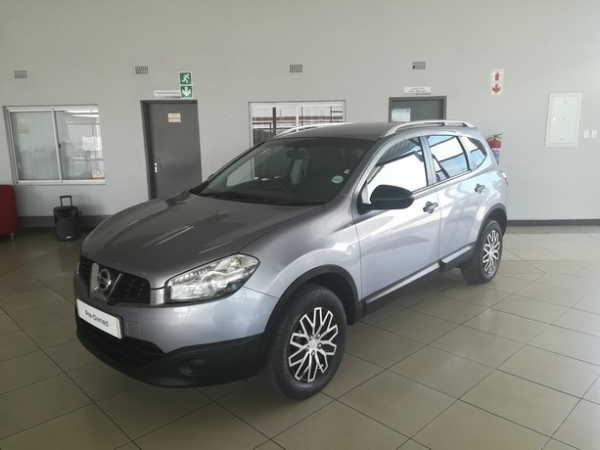 NISSAN QASHQAI+2 1.6 VISIA for Sale in South Africa