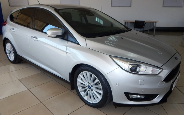 FORD FOCUS 1.0 ECOBOOST TREND 5Dr for Sale in South Africa
