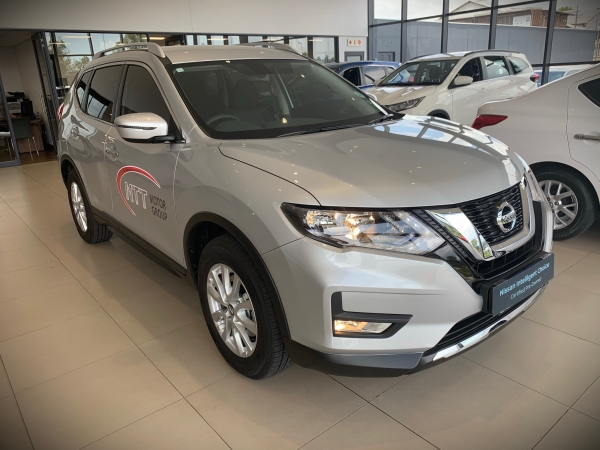 NISSAN X TRAIL 2.5 ACENTA 4X4 CVT for Sale in South Africa